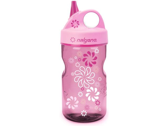 Nalgene Everyday Grip-n-Gulp Bottle 350ml Kids, räder